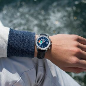 Tag Heuer Skipper - Image from Hodinkee