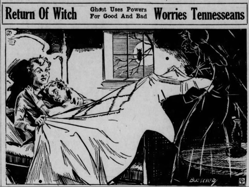 Résultat pour poltergeist bell witch