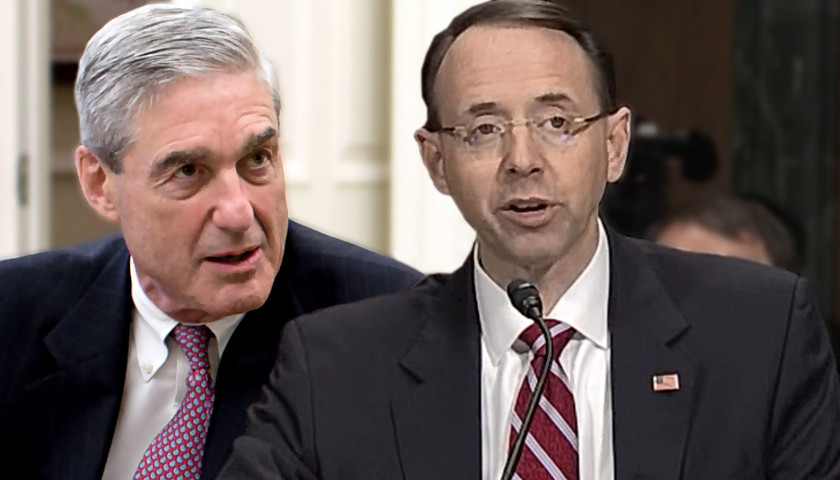 Image result for photos of rod rosenstein general kelly mueller