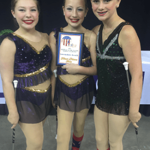 2016 Nationals - 1st Place National Champion Trio