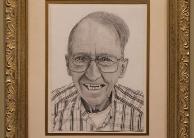 PawPaw's Smile by Lacey Gross