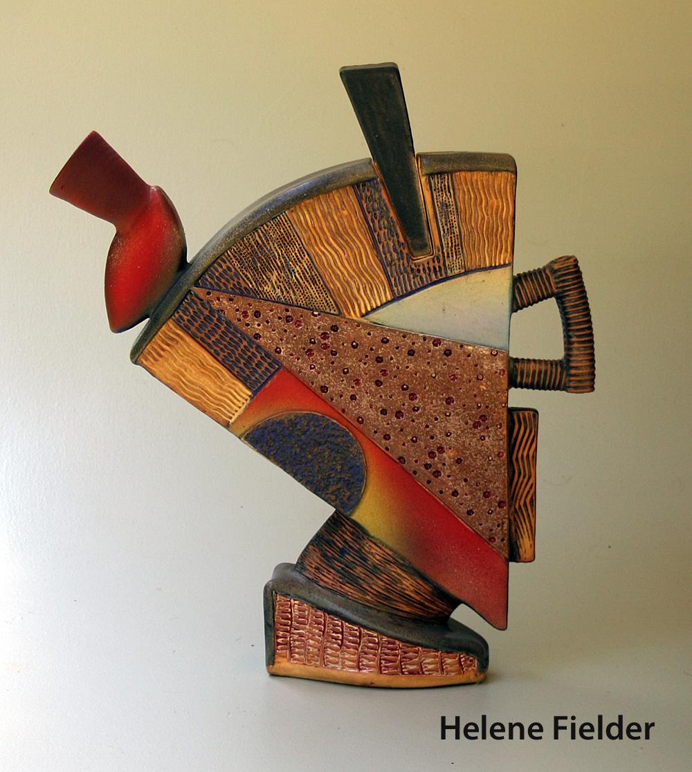 The Art of Precision by Helene Fielder