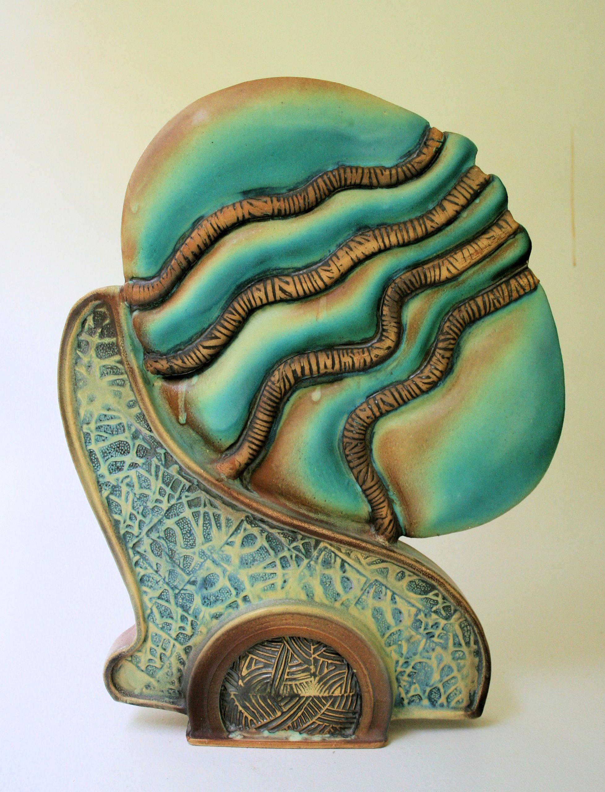 New Divide by Helene Fielder