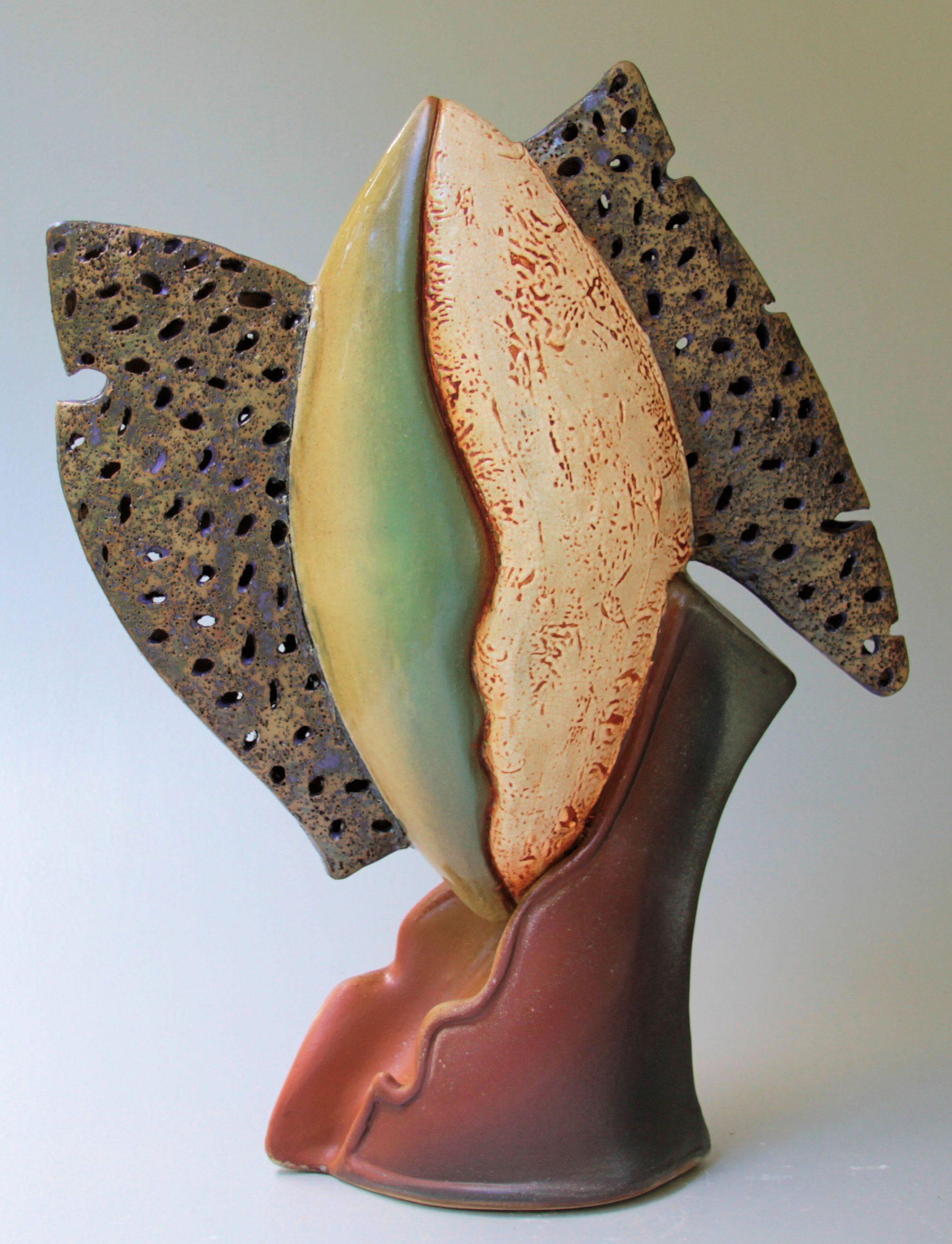 Diatom Waters by Helene Fielder