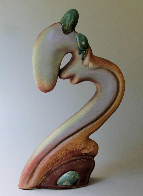 Abstract Sculpture by Helene Fielder