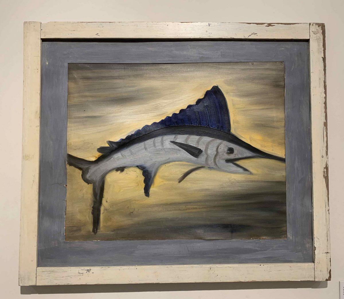 Sailfish by Ethel Davis