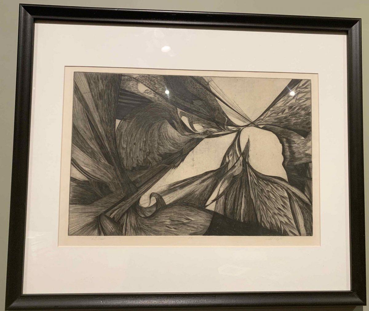 Wild Flight (c. 20th c.) Al Hausmann