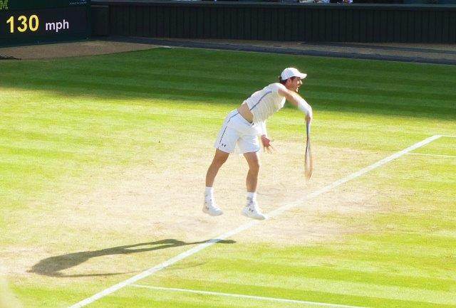 Murray remains Wimbledon favorite despite Queen's Club loss