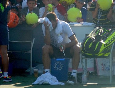 Troicki after his win