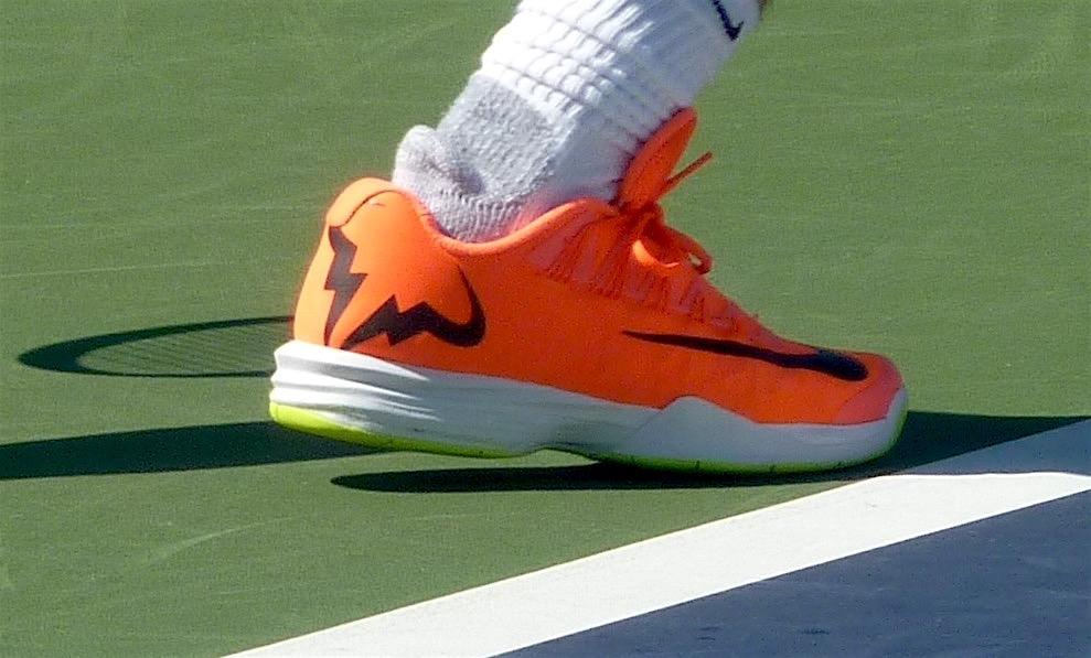 Rafa shoe