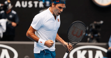Roger Federer Vs Evans - Australian Open 2019 [ Highlights]