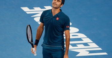 Roger Federer Lost to Tsitsipas in The 4R