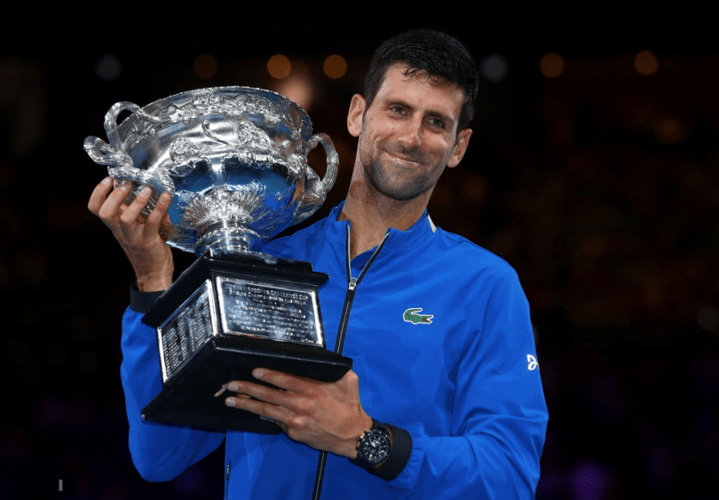 This is what Novak Djokovic said after Winning 7th AusOpen