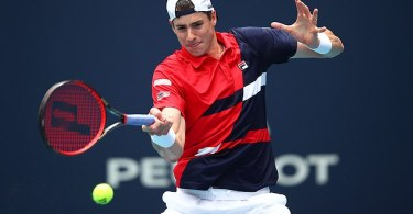 John Isner Reached Miami's Final