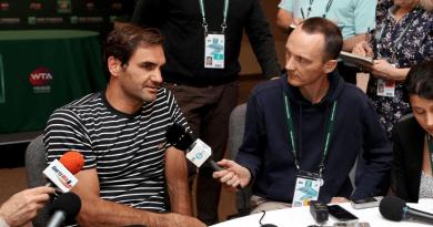 Roger Federer Press Conference before Indian Wells