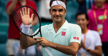 Roger Federer wins the title 101 in Miami
