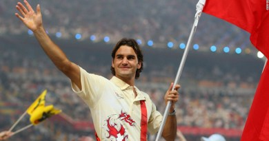 Roger Federer to benefit the change in the Olympics