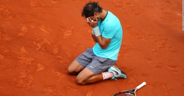 "Franulovic ""there will never be another Rafael Nadal"""