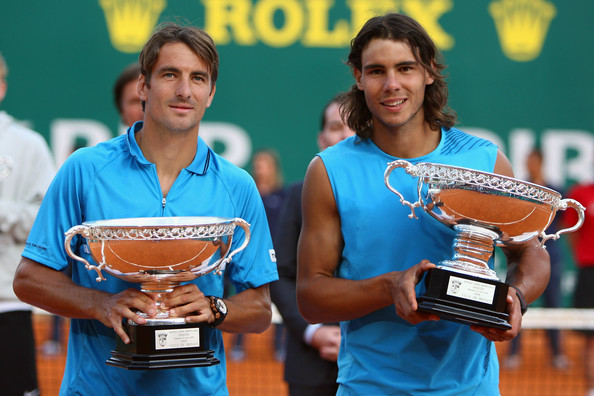 Tommy Robredo the former world numer 5 admitted the impact of Rafael Nadal in his country