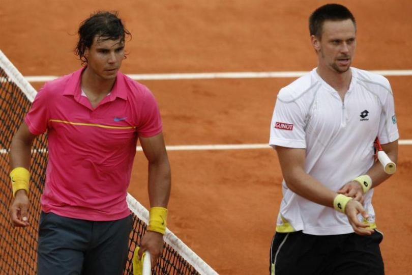 "Robin Soderling ""Only Djokovic can beat Nadal in Roland Garros"""