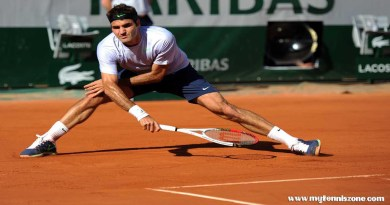 This is what Roger Federer said about the clay season