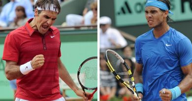 Roger Federer Vs Rafael Nadal - Match Facts