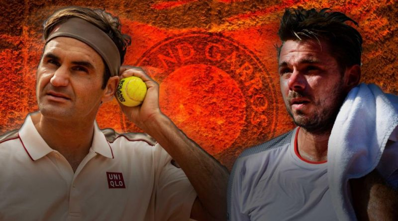 This is what Roger Federer said about facing Wawrinka