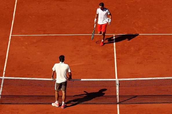 Roger Federer advices Casper Ruud to play like Nadal