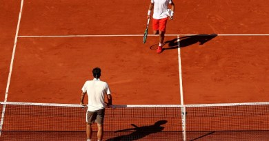 Roger Federer advices Casper Ruud to play like Nadal
