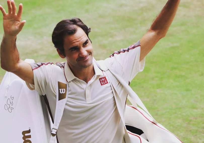 "Roger Federer ""It was a very solid performance from me"""