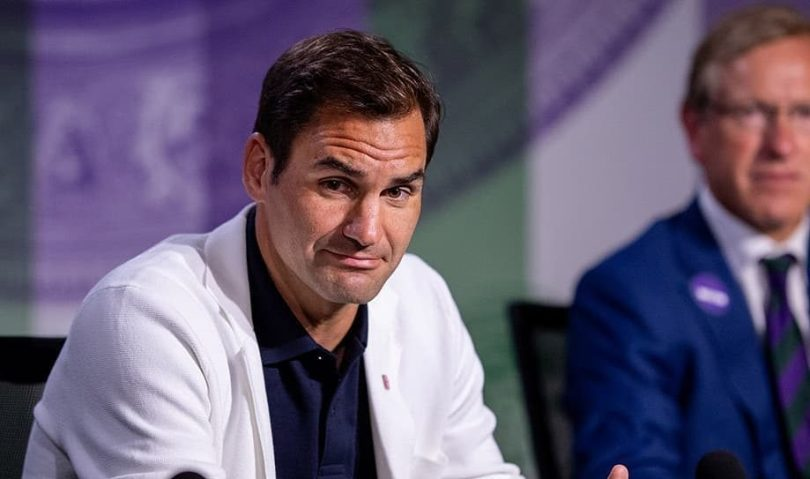 Roger Federer responds to Nadal about Wimbledon Seeding