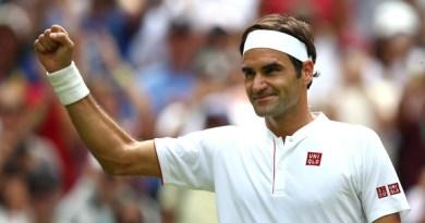 Roger Federer Wimbledon 2019 - Draw