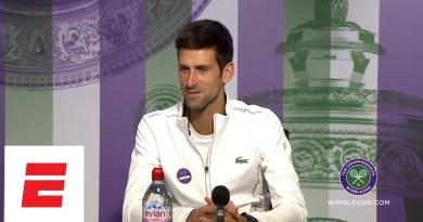 Novak Djokovic Wimbledon 2019 Pre-Tournament Conference