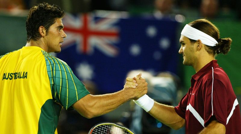 This is what Mark Philippoussis said about Roger Federer