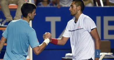 Novak Djokovic responds to Kyrgios attacking words