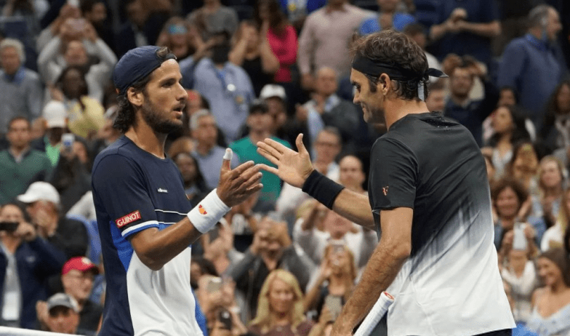 Feliciano Lopez praises Roger Federer over all top players