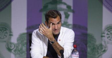 Roger Federer press conference after 1R Match