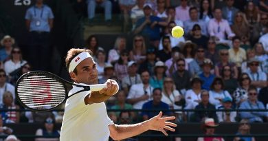 Roger Federer edges past Pouille to reach 4R of Wimbledon