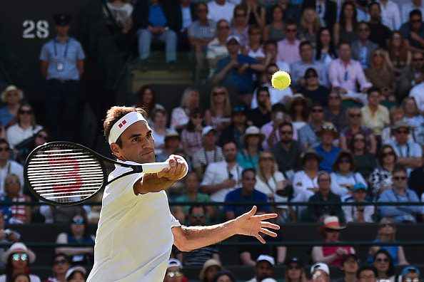 Roger Federer edges past Pouille to reach 4R of Wimbledon