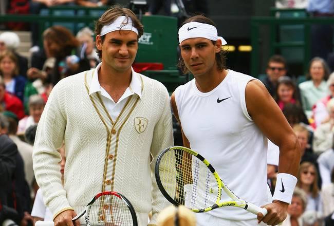 Federer Vs Nadal - Wimbledon SF Match Review