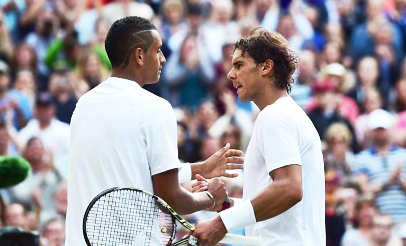 Rafael Nadal Vs Nick Kyrgios - Match review