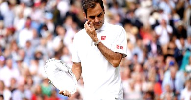 Will Roger Federer forget this loss? Roger answered
