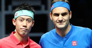 Federer VS Nishikori - Wimbledon QF's Match review