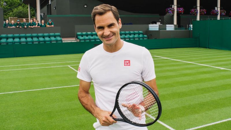 Roger Federer answers 73 Questions of Vogue