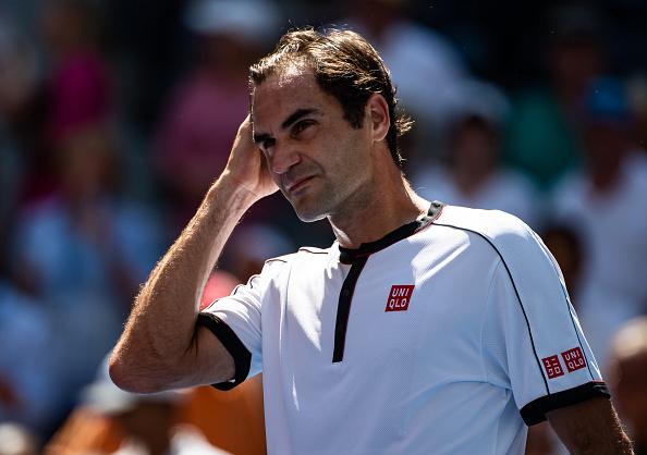"""Roger Federer """"I've heard this s**t too often now"""""""