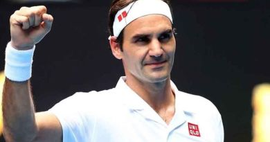 "Roger Federer ""I cried a lot when I was junior"""