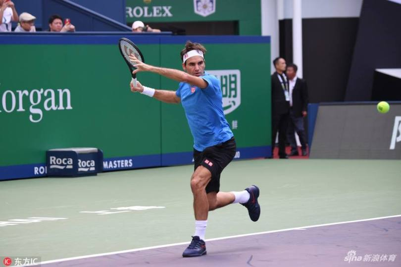 Roger Federer reveals his schedule for the rest of 2019