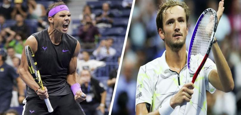Rafael Nadal reveals the dangerous of Medvedev