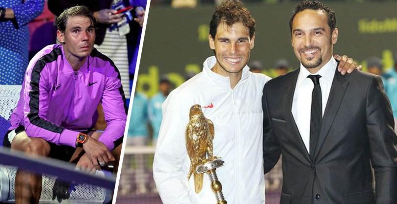 Rafael Nadal sent emotional condolence to Karim Alami