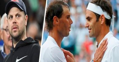 Roger Federer's coach sent message to Federer and Nadal fans